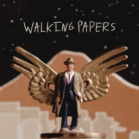 Cover of the track Walking Papers (Deluxe Edition)