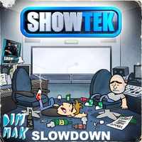 Cover of the track Slow Down [Radio Edit] - Single