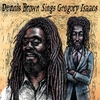 Cover of the album Dennis Brown Sings Gregory Isaacs