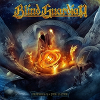 Couverture du titre Memories of a Time to Come - Best of Blind Guardian (Deluxe Version)