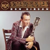 Couverture de l'album RCA Country Legends: Don Gibson (Remastered)