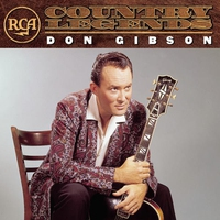 Couverture du titre RCA Country Legends: Don Gibson (Remastered)