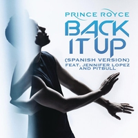 Cover of the track Back It Up (feat. Jennifer Lopez & Pitbull) [Spanish Version] - Single