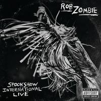 Couverture du titre Spookshow International Live