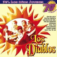 Cover of the track 70's los Años Jovenes-La Coleccion