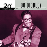 Cover of the track 20th Century Masters - The Millennium Collection: The Best of Bo Diddley
