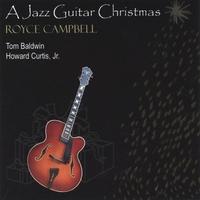 Couverture du titre A Jazz Guitar Christmas
