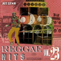 Cover of the track Reggae Hits, Vol. 23