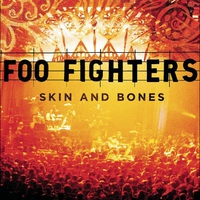 Cover of the track Skin and Bones (Live)