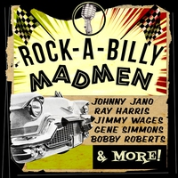 Cover of the track Rockabilly Madmen