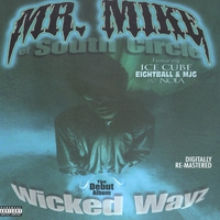 Cover of the track Wicked Wayz