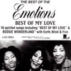 Cover of the album The Best of the Emotions: Best of My Love