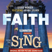 "Couverture du titre Faith (feat. Ariana Grande) [From ""Sing""] - Single"