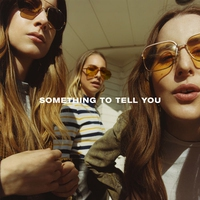 Couverture du titre Something to Tell You