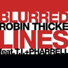 Cover of the track Blurred Lines 76