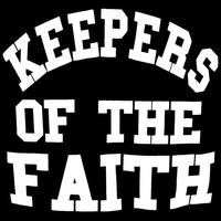 Cover of the track Keepers of the Faith