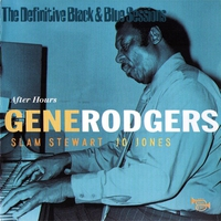Cover of the track The Definitive Black & Blue Sessions: After Hours - Gene Rodgers