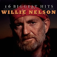 Cover of the track 16 Biggest Hits: Willie Nelson