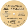Cover of the album Mr. Fingers EP