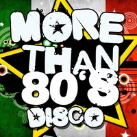 Cover of the track More Than 80's Disco