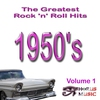 Couverture de l'album The Greatest Rock 'n' Roll Hits (Greatest Rock 'n' Roll Hits of 1957 Volume 1)