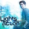 Couverture de l'album Lights and Action