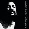 Couverture de l'album African Piano (Live At Jazzhus Montmartre, Copenhagen / 1969)