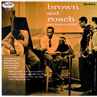 Cover of the track Brown and Roach, Inc.
