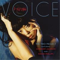 Couverture du titre Voice (feat. Anthony Jackson & Simon Phillips)
