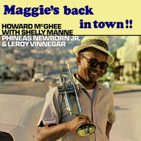 Cover of the track Maggie's Back In Town!!