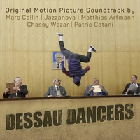 Couverture du titre Dessau Dancers (Original Motion Picture Soundtrack)