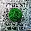 Couverture du titre Emergency (Sam Feldt Remix)