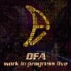 Couverture de l'album Work in Progress Live