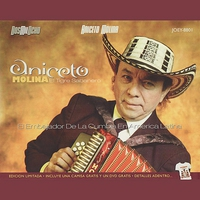 Cover of the track El Tigre Sabanero