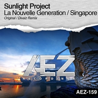 Cover of the track La Nouvelle Generation / Singapore - Single