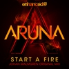 Cover of the album Start a Fire (Johan Malmgren Radio Edit) - Single