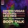 Couverture du titre Body Talk (Mammoth) [feat. Julian Perretta] [Extended Mix]