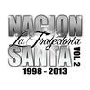 Cover of the album La Trayectoria, Vol. 2 (1998-2013)
