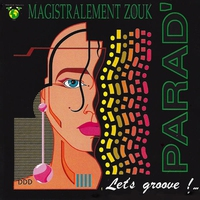 Cover of the track Magistralement zouk - EP