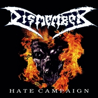 Cover of the track Hate Campaign