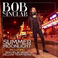 Couverture du titre Summer Moonlight - EP