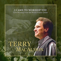Cover of the track I Came to Worship You