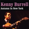 Couverture de l'album Autumn in New York