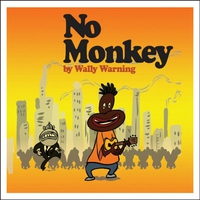 Cover of the track No Monkey - EP (international version)