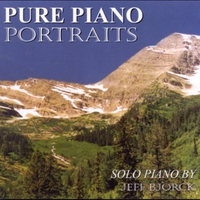Cover of the track Pure Piano Portraits