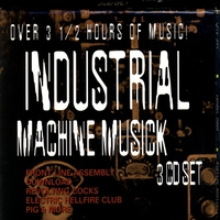 Cover of the track Industrial Machine Musick
