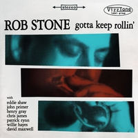 Cover of the track Gotta Keep Rollin'