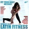Couverture de l'album Fit Your Body & Dance!, Vol.1 (Latin Fitness Workout 2013)