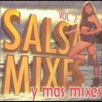 Cover of the track Salsa Mixes y Mas Mixes, Vol. 2
