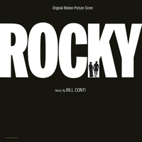 Cover of the track Rocky: Original Motion Picture Score